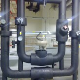 MAU System – Prefabrication, Installation and Hook-up Piping